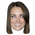 Kate Middleton - Celebrity Mask