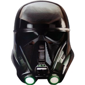 death trooper mask. Black Bedroom Furniture Sets. Home Design Ideas