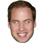 Prince William - Celebrity Mask