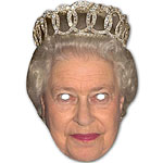 Queen Elizabeth - Celebrity Mask