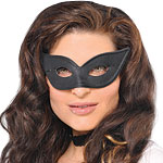 Black Vogue Eye Mask