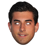 "James ""Arg"" Argent Mask"