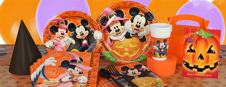 mickey halloween party supplies - Halloween Party Supplies