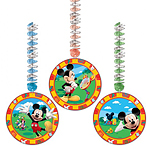 Mickey Mouse Hanging Decorations - Cutouts