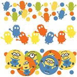 Minions Table Confetti
