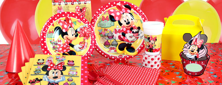 Minnie's Cafe Party Supplies