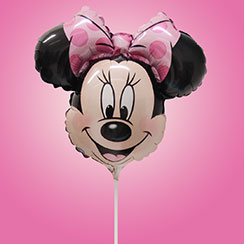 Minnie & Mickey  Balloons