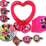 Minnie Mouse Toy Favours