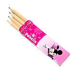 Minnie Mouse Colouring Pencils