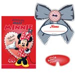Pin The Bow on Minnie Game