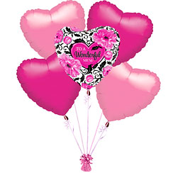 Wonderful Mum Mother's Day Balloon Kit - SAVE 20%