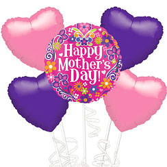 Happy Mother's Day Balloon Kit - SAVE 20%