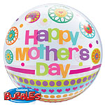 Mothers Day Bubble Balloon - 22""