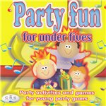 Party Fun for Under 5's CD