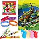 Teenage Mutant Ninja Turtles Party Bag Kit