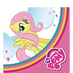 My Little Pony Luncheon Napkins - Paper
