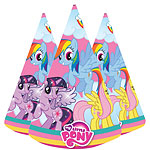 My Little Pony Party Cone Hats