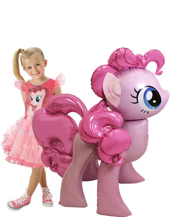 My Little Pony Airwalker Balloon - 47""