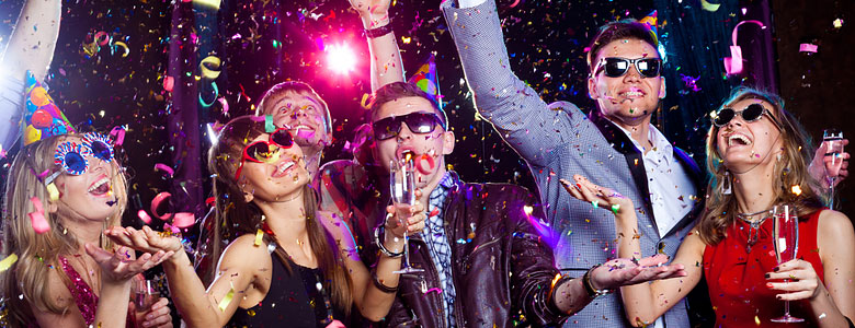 new year s eve party games party delights