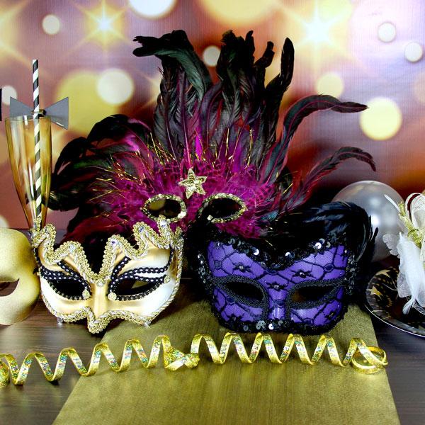 Masquerade Ball Party Ideas Party Delights