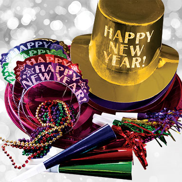 New Year's Eve Party – New Year Party Supplies | Party ...