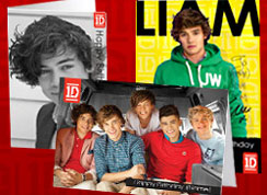 One Direction Cards
