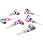 Owls Party Blowers