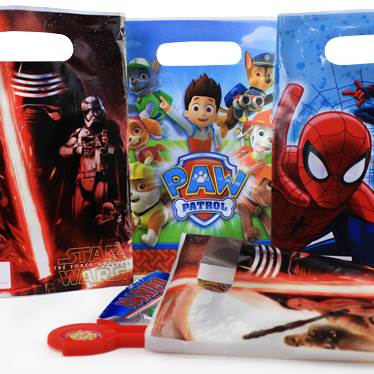 Boys Party Bags