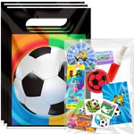 Football Pre-filled Party Bag Kit