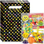Smiley Pre-filled Party Bag Kit