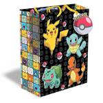 Pokémon Large Gift Bag - 31cm
