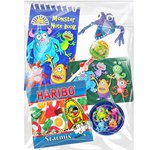 Monsters Pre-filled Party Bag - 13cm