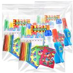 Colouring Pre-filled Party Bag x 10