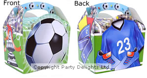 Party Boxes Football