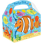 Underwater Fun Party Box - 15cm long