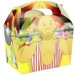 Circus Party Box - 15cm long