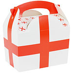England Flag Party Box