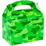 Camouflage Party Box - 15cm long