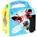 Farm Animal Party Box - 15cm long