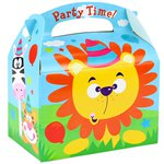 Jungle Party Box - 15cm long
