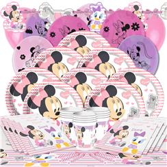 Baby Minnie Party Pack - Deluxe Pack for 16