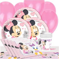 Baby Minnie Party Pack - Value SAVE 29%