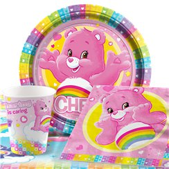 Care Bears Party Pack - Value Pack For 8