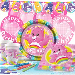 Care Bears Party Pack - Deluxe Pack for 16