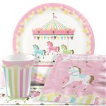 Carousel Party Pack - Value Pack For 8