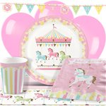 Carousel Party Pack - Deluxe Pack for 8