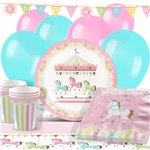 Carousel Party Pack - Deluxe Pack for 16