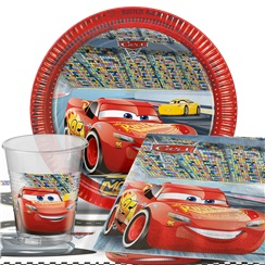 Disney Cars Party Pack - Value Pack For 8