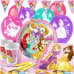 Disney Princess Party Pack - Deluxe Pack for 16