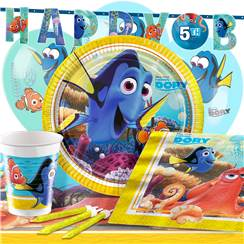 Finding Dory Party Pack - Deluxe Pack for 8
